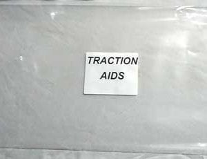 Traction Aids® Replacement Bag